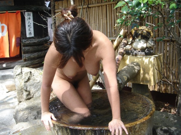 温泉浸り18