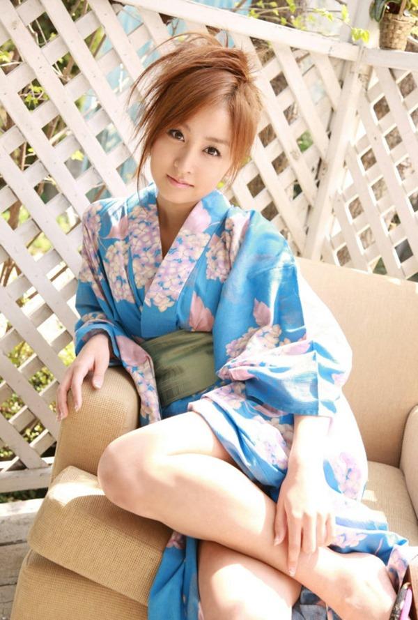 和服美女5