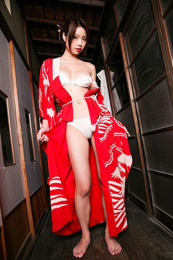 和服美女8
