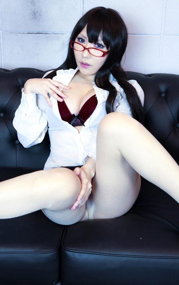 メガネ女子18