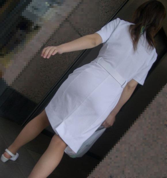 白衣ナース3