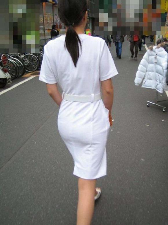 白衣ナース5