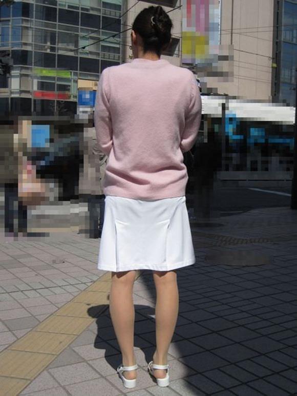 白衣ナース9