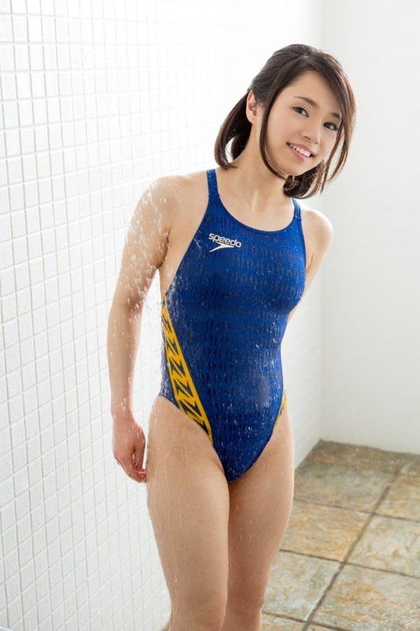 競泳水着女子28