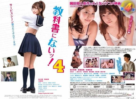 チラシ&DVDパッケージ・ミックス