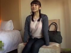 【素人】まさかの清楚美人でふわふわボディな若妻がナンパについて来てしまいホテルでハメ撮り!