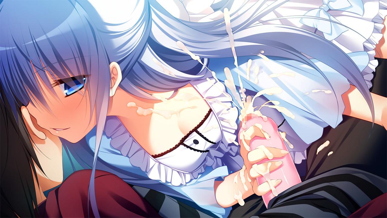 【二次元】綾代かがりのオナホコキエロ画像【イノセントガール】