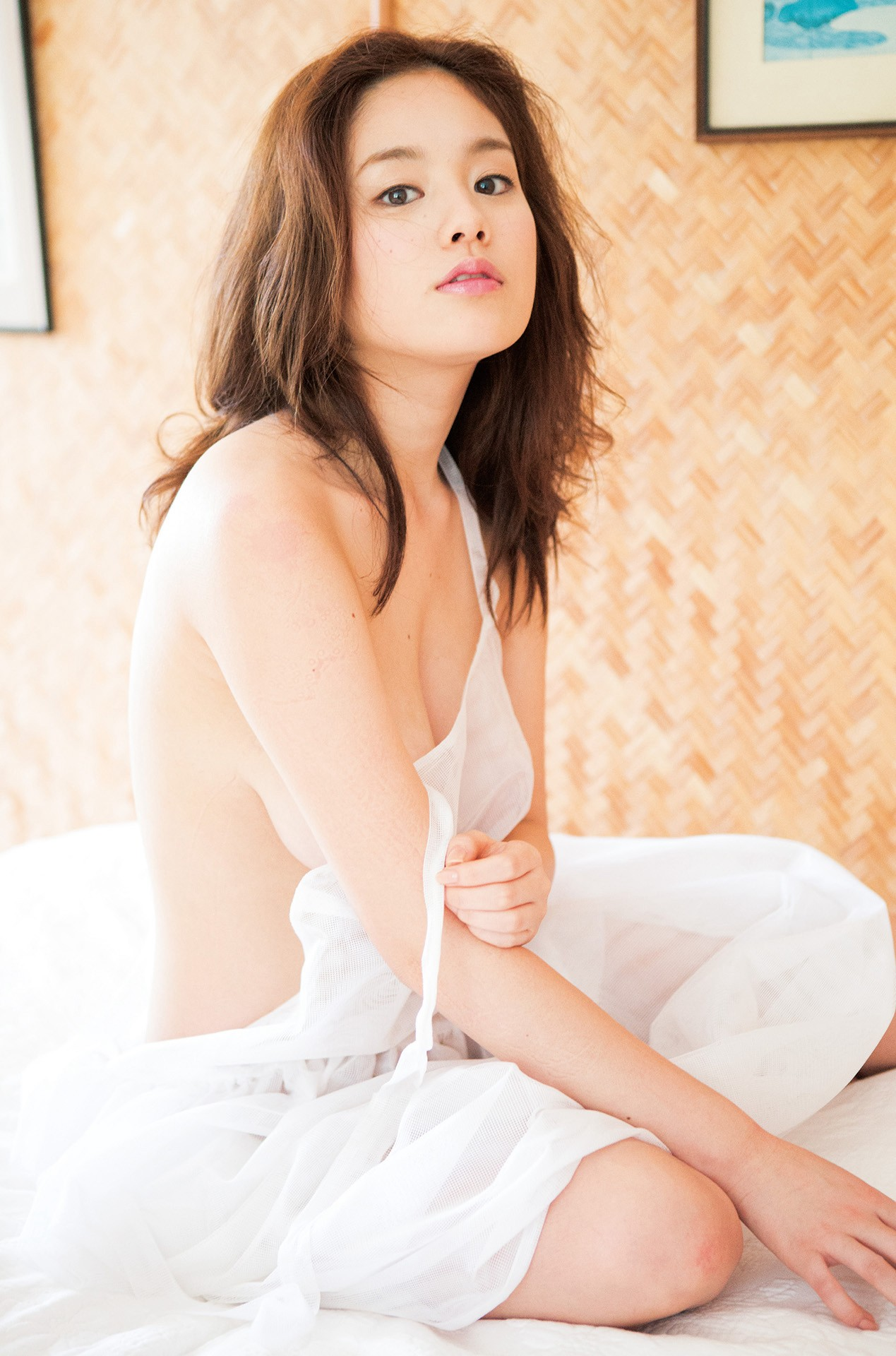 Naked miwako kakei