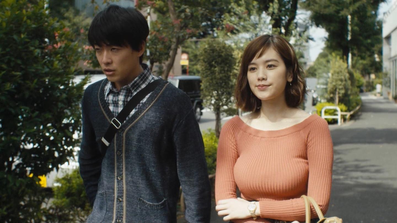 筧美和子 ドラマ「フリンジマン第3話」爆乳ニット