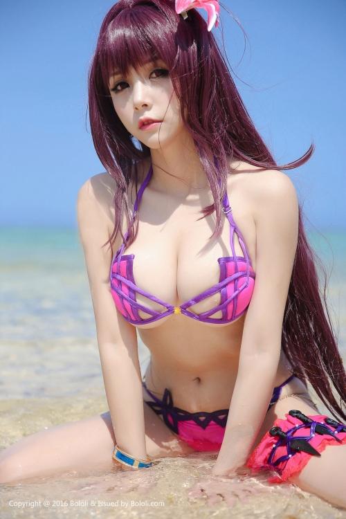 Xia Mei Jiang コスプレ FateGO