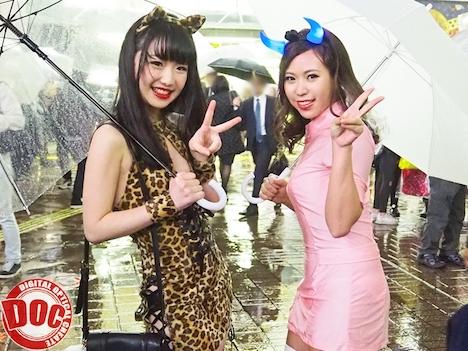 ハロウィンナンパ2016in渋谷 ~浮かれたシロウト娘大収穫祭~ 姫川ゆうな