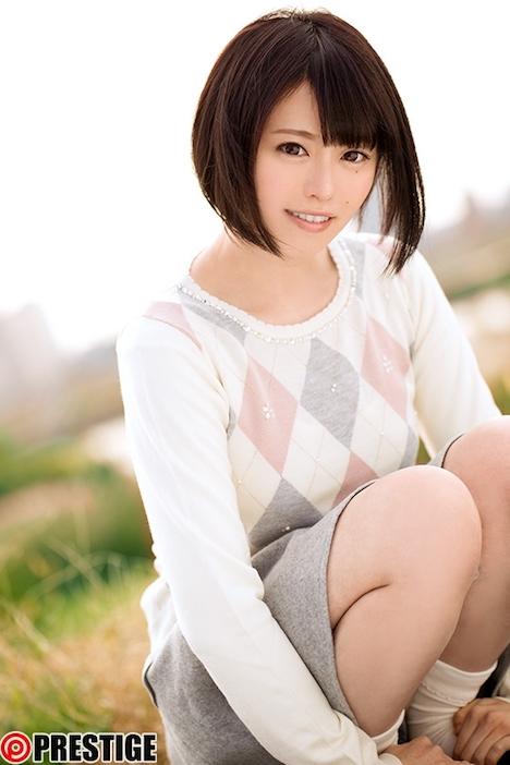 """【新作】「私、どうしてもAV女優になりたいんです。」""""北海道の奇跡""""来栖まゆ AVデビュー 1"""