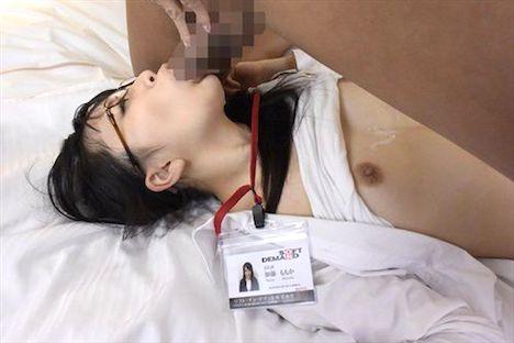 【新作】SOD女子社員 最年少宣伝部 入社1年目 加藤ももか (20) AV出演(デビュー)!! 16