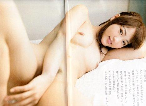 【話題】元NMB48・岡田梨紗子がAVデビュー決定で初全裸ヌードを披露!! 7
