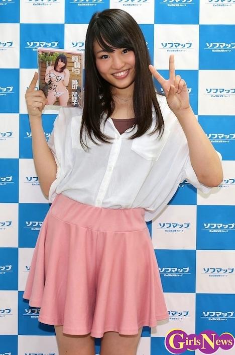 元NMB48・岡田梨紗子がAVデビュー 11-1