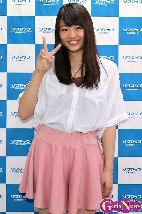 元NMB48・岡田梨紗子がAVデビュー 11-2