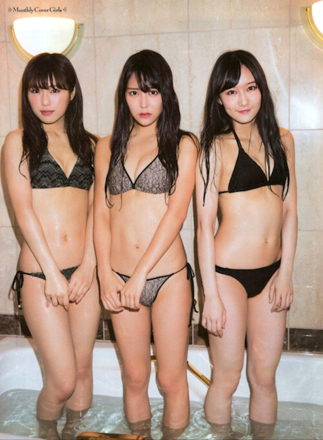 元NMB48・岡田梨紗子がAVデビュー 62