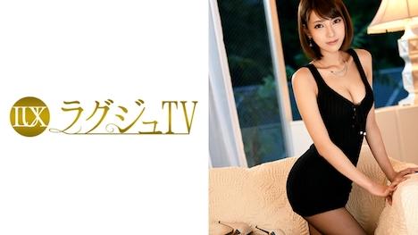 【ラグジュTV】ラグジュTV 692 佐々木遥 21歳 モデル 1