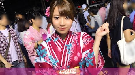 【ナンパTV】花火大会ナンパ 03 あこ 23歳 中学校の講師 1