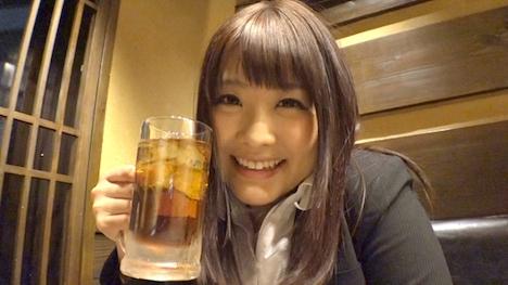 【ゲリラ】一人でハシゴ酒している女 ののかさん OL(24歳)