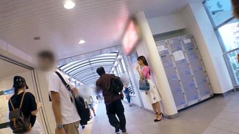 【ARA】美人受付嬢の23歳みれいちゃん参上! みれい 23歳 商社受付 2