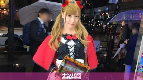 【ナンパTV】コスプレカフェナンパ 30 まや 19歳 ガールズバー店員 1