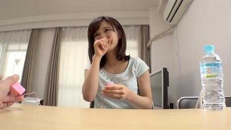 【投稿マーケット素人イッてQ】天使の様な笑顔の美少女が面接に来てくれました!! 6