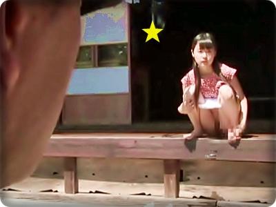 【ドラマ/ヘンリー塚本】マンチラで使用人のデカマラを挑発する口リ顔お嬢様  