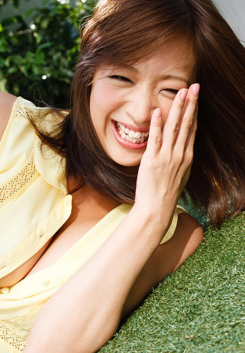 【No.35033】 笑み / 有森涼