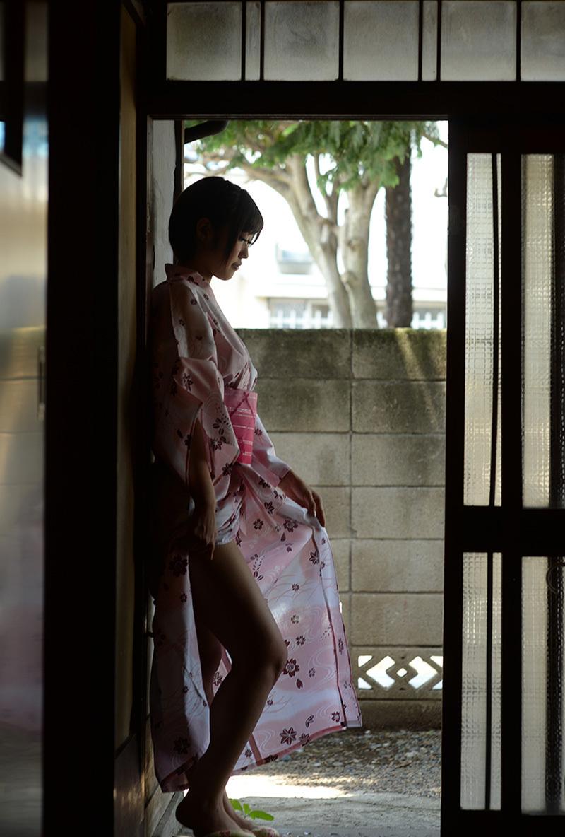 【No.35747】 浴衣 / 水野朝陽