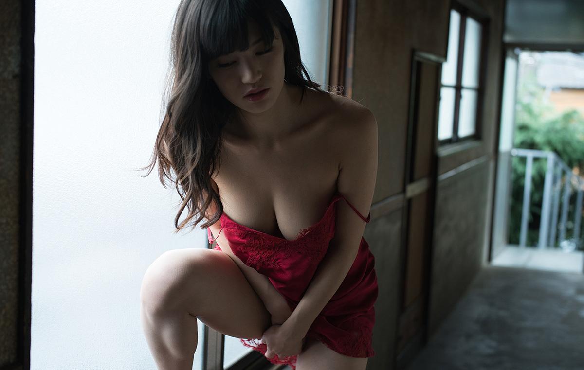 【No.36165】 谷間 / 高橋しょう子