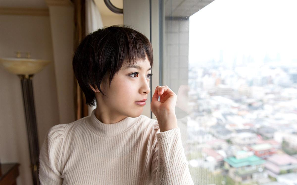 【No.36850】 横顔 / 向井藍