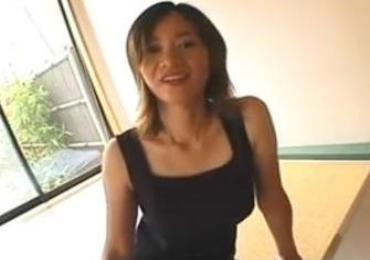 天然マゾ熟女にして根っからのチ●ポ好き!垂れ超爆乳が超堪らん楠真由美さんとハメ撮りセックス!