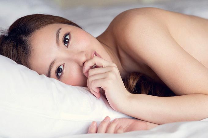 咲乃柑菜 クールビューティなお姉さんが本気で感じてイク…セックス画像