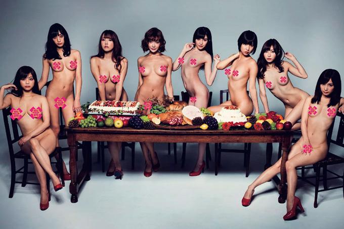 AV女優8人の豪華すぎる…饗宴。