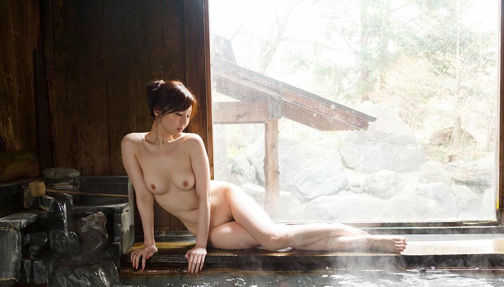 温泉 エロ画像 42