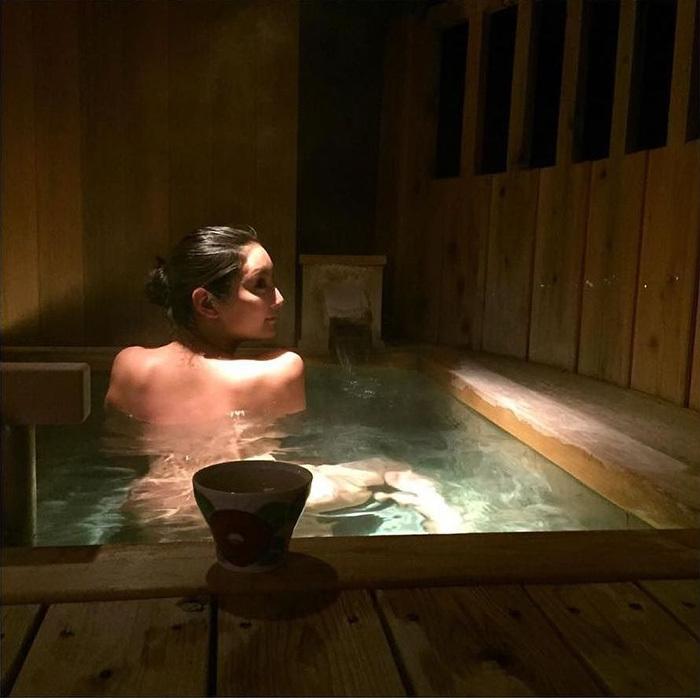 温泉 エロ画像 88