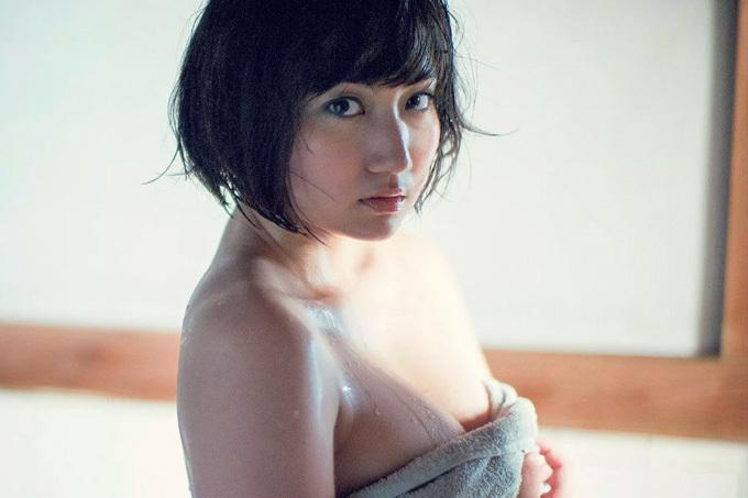 """紗綾 23歳…等身大の""""衝動""""。"""