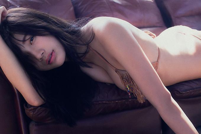 小倉優香 ワイルドに…ヤンチャなぐらちゃん。