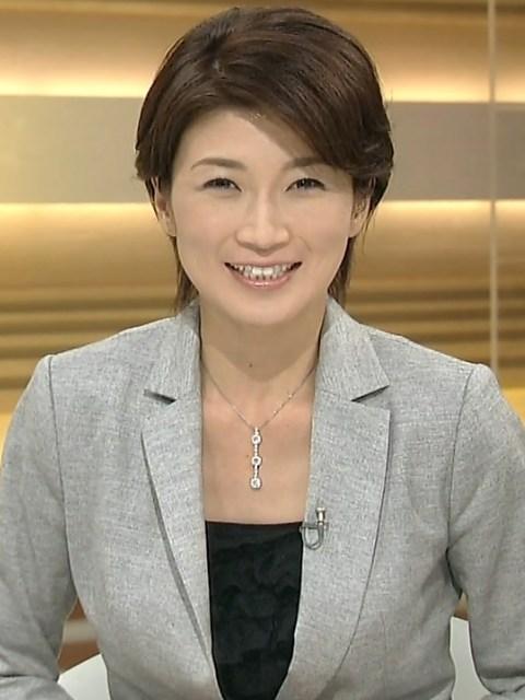 NHK青山祐子アナ43歳にして4人目...