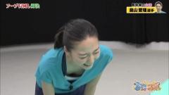 畠山愛理胸チラ画像7