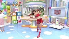 稲村亜美ホットパンツのスジ画像8