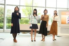 テレ朝女子アナカレンダーお渡し会画像2