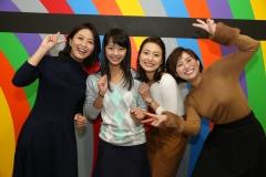 テレ朝女子アナカレンダーお渡し会画像4