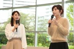 テレ朝女子アナカレンダーお渡し会画像5