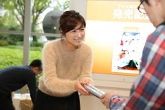 テレ朝女子アナカレンダーお渡し会画像6