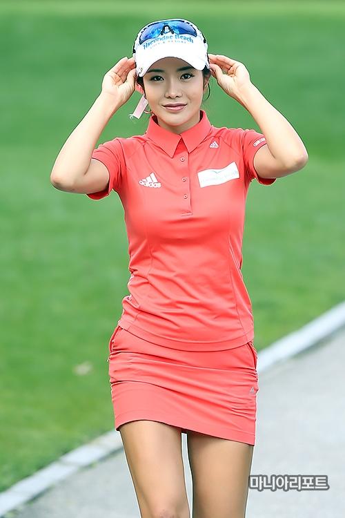 韓国女子プロゴルファーがエロい5
