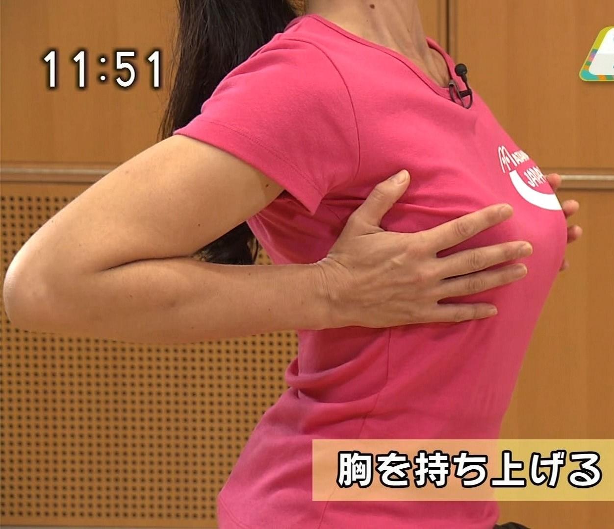 エロいと思われるTV画像3