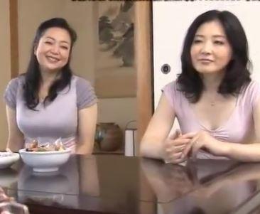 (ヒトヅマムービー)ネトられ熟母 間もなく50代を迎えるのにヤングオチンチンにマン汁を滲まし乱れる
