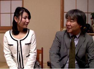 (ヒトヅマムービー)ヒトヅマの性欲 夫を亡くした妻が初老の50代男性相手に求める事それは性格より体の相性です